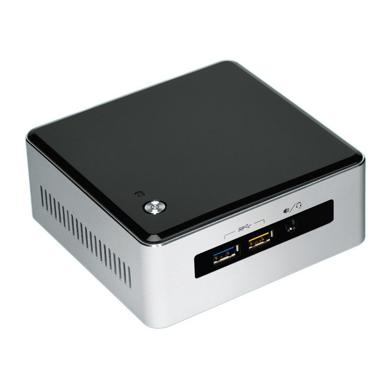 ultra mini pc intel nuc i3 5010 ii. Black Bedroom Furniture Sets. Home Design Ideas